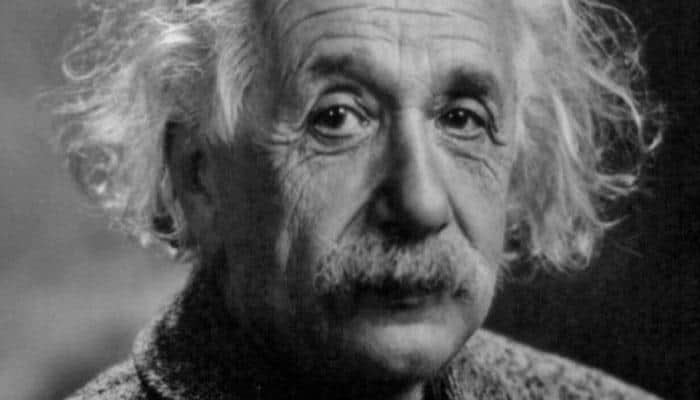 Albert Einstein's letter may fetch over USD 15,000 at auction