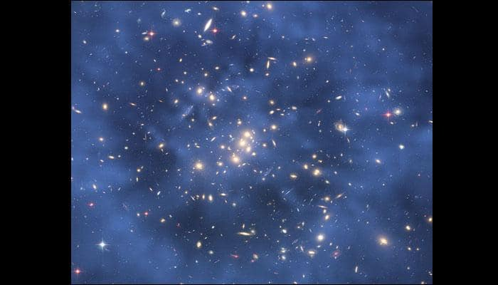Most accurate measurement of elusive dark matter made
