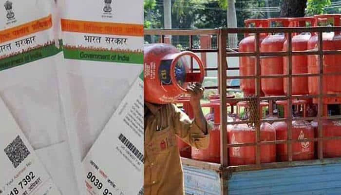Govt extends deadline to get Aadhaar for free LPG