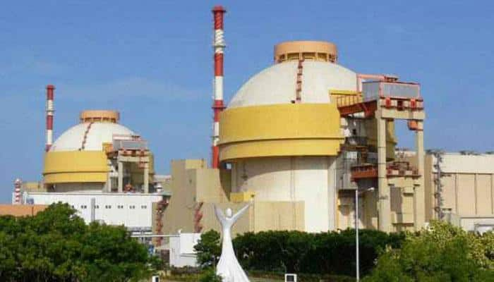 An unforgettable date with a Russian nuclear plant