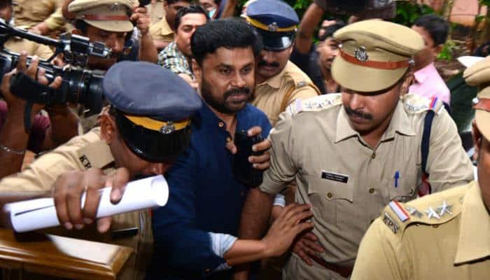 Malayalam actress assault: Actor Dileep's judicial custody extended till August 22
