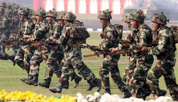 Govt procuring 1.58 lakh ballistic helmets for Army