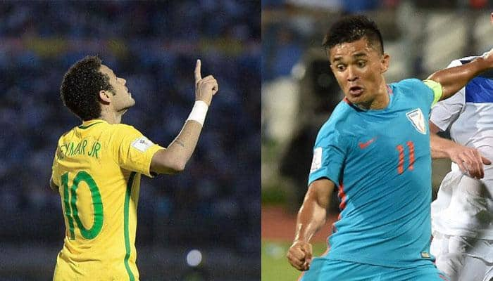FIFA Rankings: Team India drop one spot to 97th, Brazil dethrone Germany as top-ranked side