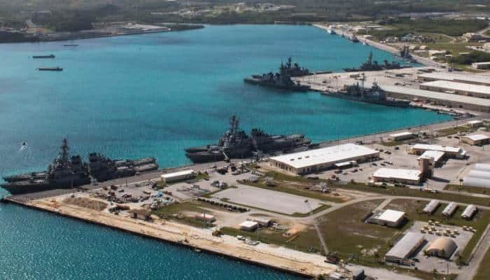 Know about Guam island, the US territory North Korea plans to attack with Intermediate-range missiles
