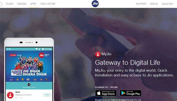 MyJio app crosses 100 million download mark