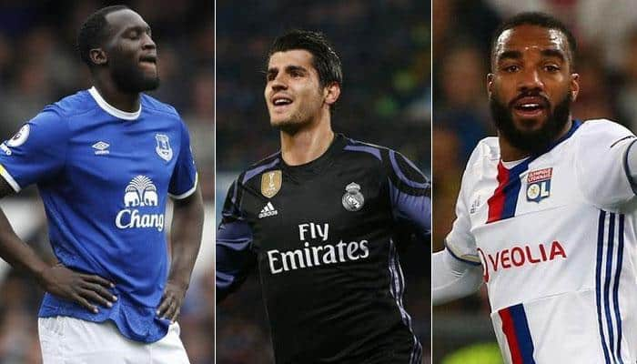 EPL 2017-18: From Lukaku to Lacazette — Top five transfers