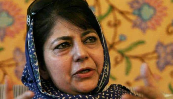 No compromise with Jammu and Kashmir's special status: Mehbooba Mufti
