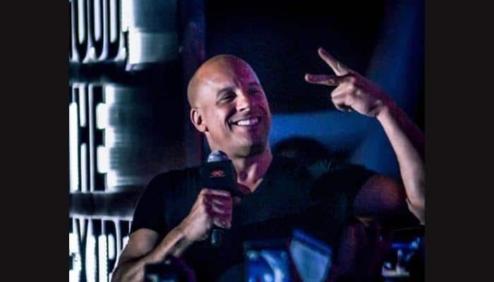 Vin Diesel to star in 'Fast and Furious' live show
