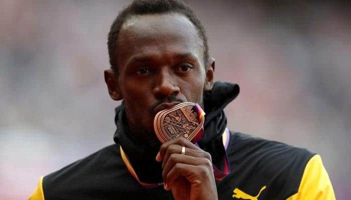 Usain Bolt can have his final sporting wish granted at World Athletics Championships