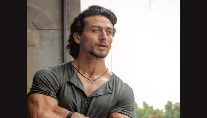 Tiger Shroff's shirtless avatar in his latest Instagram post is to die for! - Check out