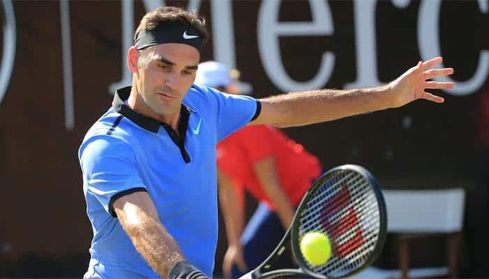 Roger Federer edges towards another title, beats Robin Haase to meet Alexander Zverev in Montreal final