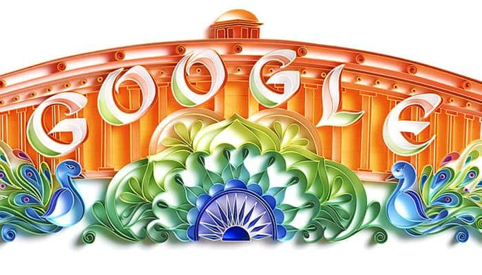 Google celebrates India's Independence Day with special doodle