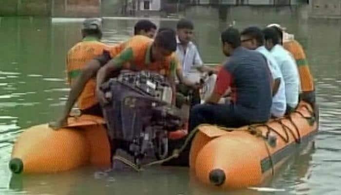 Bihar floods situation worsens, 56 people killed so far