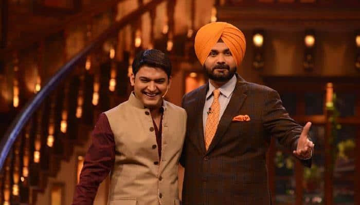 Kapil Sharma makes Navjot Singh Sidhu unhappy but why?