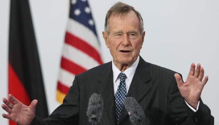 Former United States presidents condemn bigotry, anti-Semitism