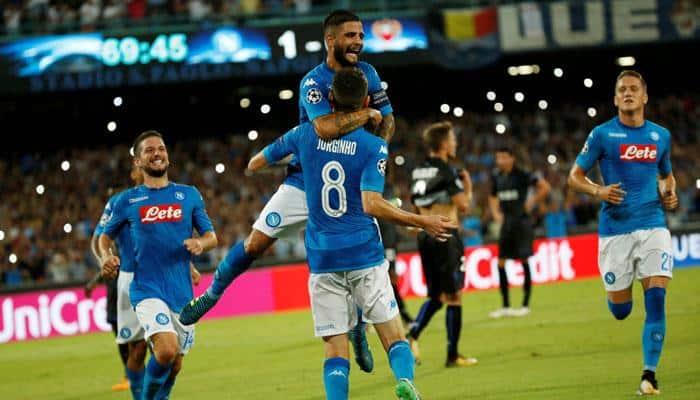 Champions League Play-offs: Napoli, Sevilla, Celtic take first leg advantages