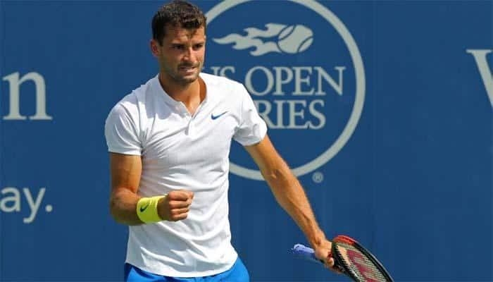 Cincinnati Open: Grigor Dimitrov beats Juan Martin Del Potro for first time to reach quarter-final