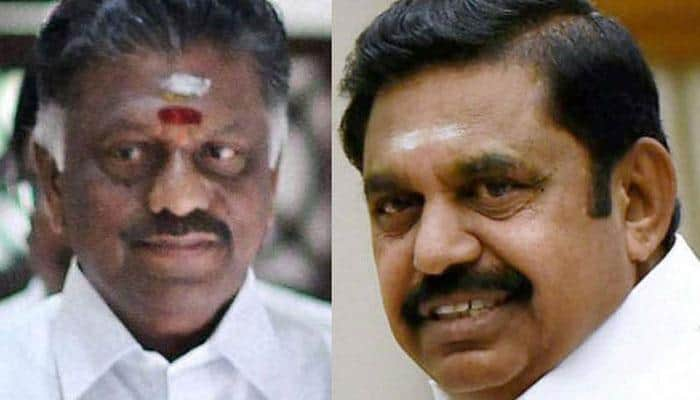 Merger of E Palaniswamy, O Panneerselvam's AIADMK factions put on hold