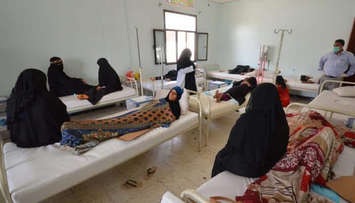 Yemen cholera outbreak eases but alert continues: UNICEF