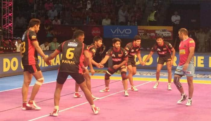 PKL 2017: U Mumba, Jaipur Pink Panthers register thrilling wins in inter zone challenge