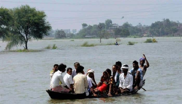 Flood situation continues to create havoc in Bihar, UP;  death toll reaches 170