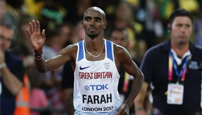 Mo Farah bids to give British fans memorable farewell