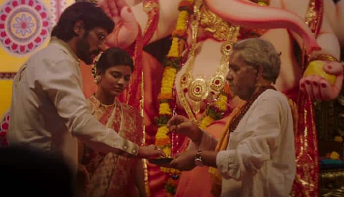 'Aala Re Aala' Ganesha song from Arjun Rampal's 'Daddy' gets more than million views on YouTube! Watch