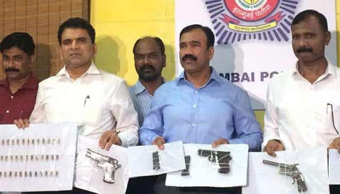 Unani medicine practitioner arrested for illegal possession of firearms