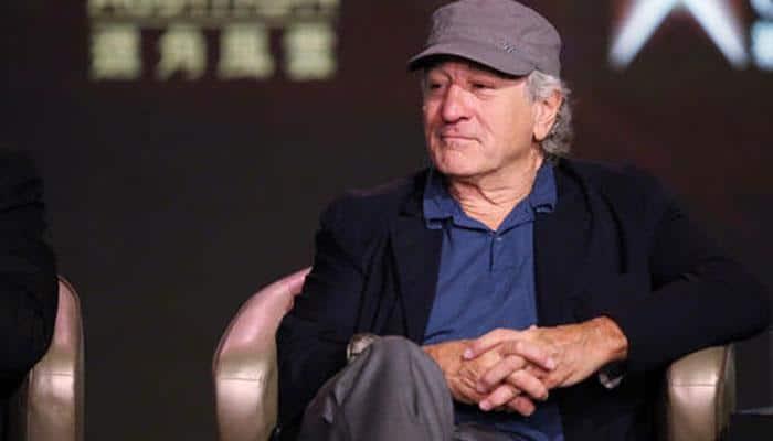 Robert De Niro named TV's highest paid actor in US