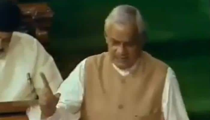 When Atal Bihari Vajpayee lambasted political parties over Uniform Civil Code – Watch video