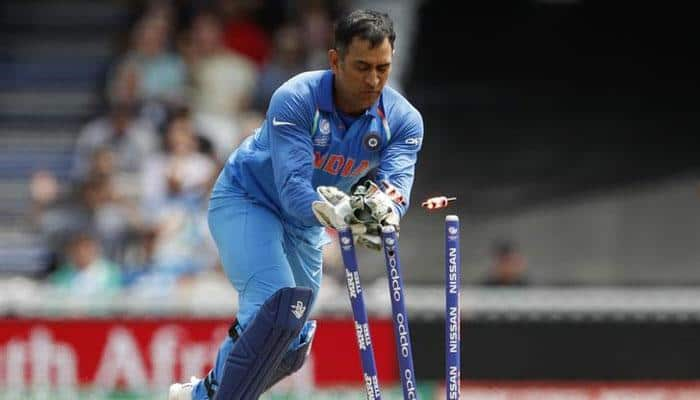 SL vs IND: MS Dhoni equals world record, joins Kumar Sangakkara with 99 ODI stumpings
