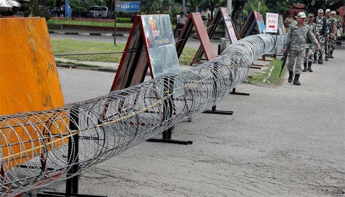 Curfew-like restrictions in Chandigarh; mobile Internet, rails to shut