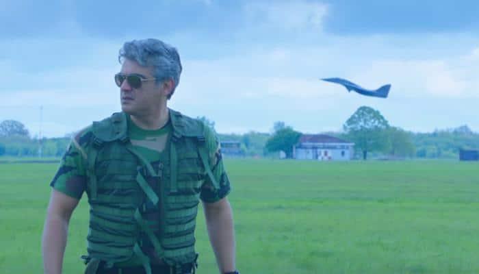 Ajith Kumar's 'Vivegam' off to a roaring start at Box Office