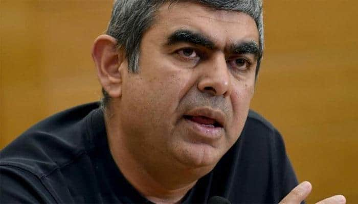 Vishal Sikka denies joining HP Enterprise, post-Infosys