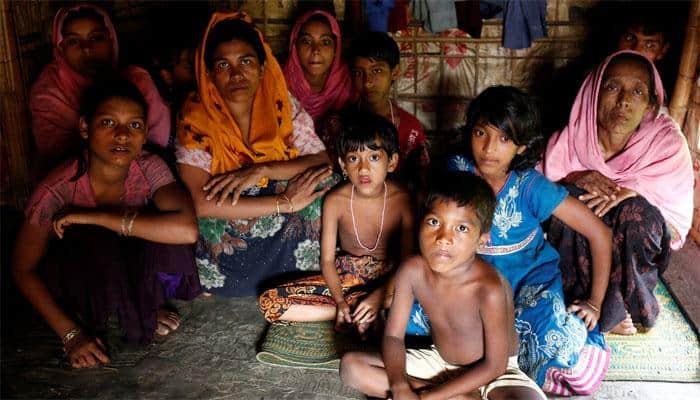 Bangladesh sends back 70 Rohingya despite violence