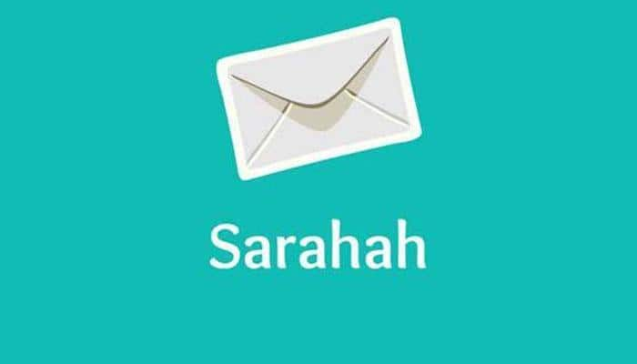 Beware! Sarahah is secretly uploading your contacts
