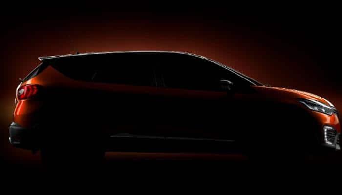 Renault to introduce SUV Captur in India in December quarter