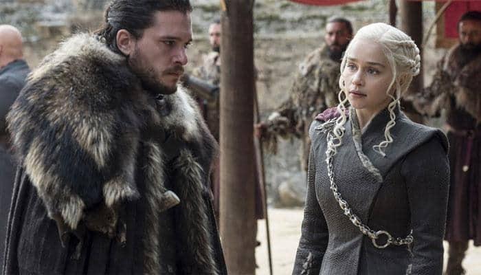 Game Of Thrones: Here's how Kit Harrington and Emilia Clarke responded to Jon and Daenerys love scene