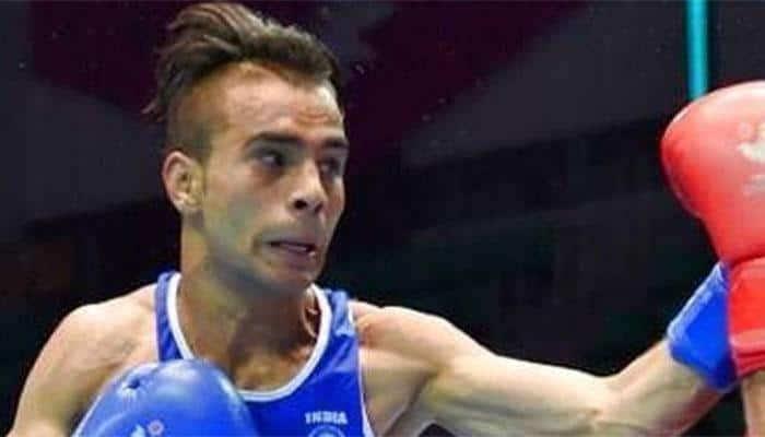 Gaurav Bidhuri assures India of medal at World Boxing Championships