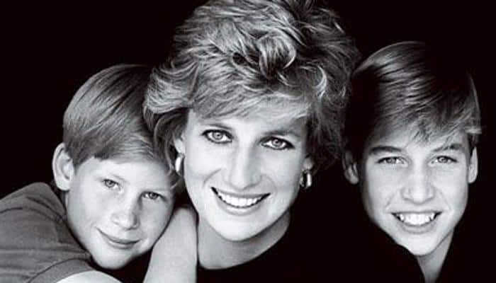 On Diana's death anniversary, Princes William and Harry to pay tribute to their mother