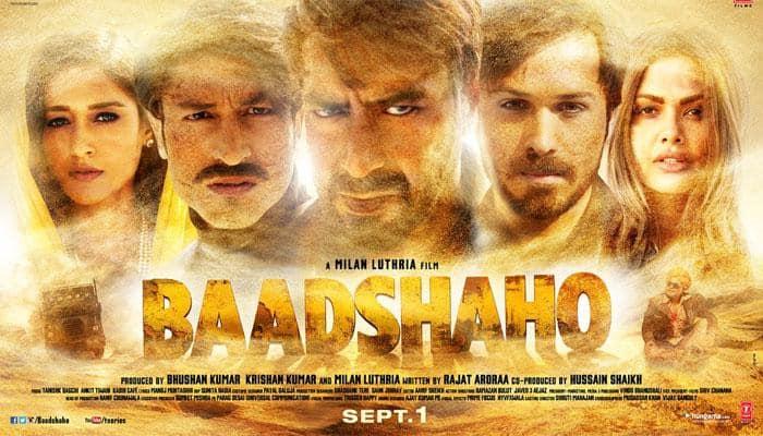 Baadshaho: Reasons to watch 'badass' Ajay Devgn starrer