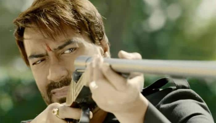 Baadshaho movie review: Ajay Devgn, Emraan Hashmi keep the heist 'safe' while Ileana gives you the chills!