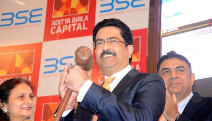 Aditya Birla Capital shares list on bourses; slip 5%