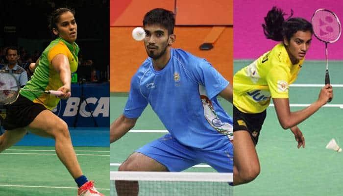 Saina Nehwal, Kidambi Srikanth climb up in badminton rankings
