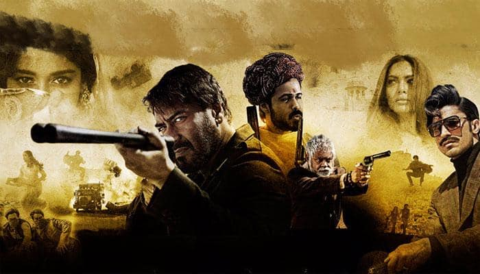 Baadshaho Day 2 collections: Ajay Devgn starrer has a rocking start!