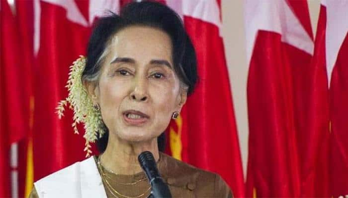 UK calls on Aung San Suu Kyi to curb Rohingya violence