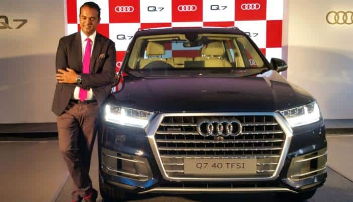 Audi launches petrol version of Q7, price starts Rs 67.76 lakh