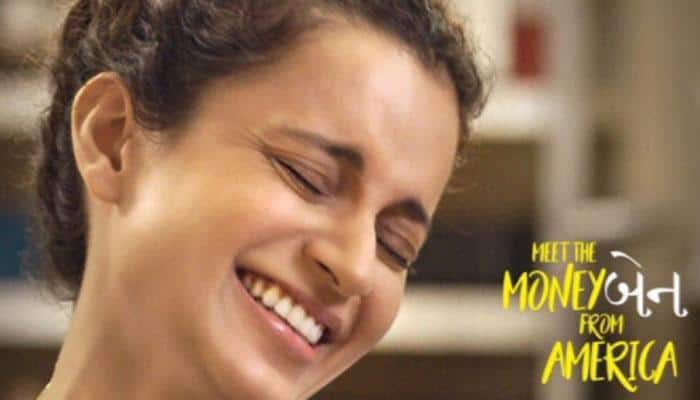 Kangana Ranaut shows her goofy side in new 'Simran' poster! See inside
