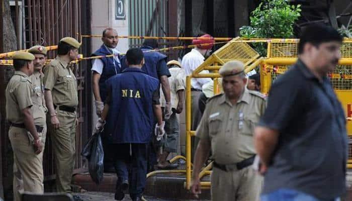 Terror funding case: NIA raids 11 places in J&K, NCR