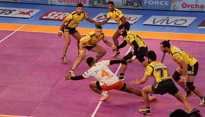 PKL 2017: Puneri Paltan on the rise after thrashing Telugu Titans
